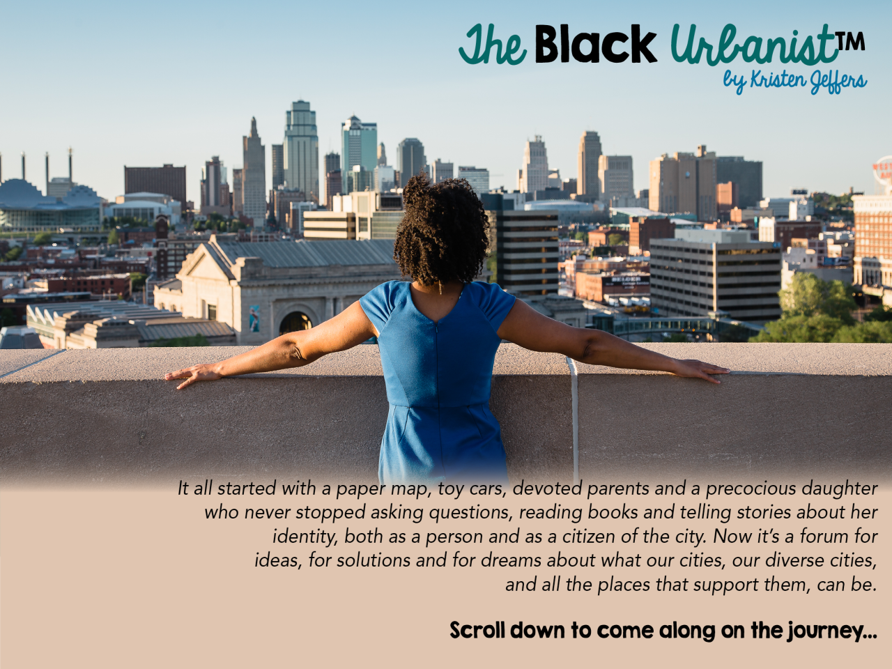 The Black Urbanist header image